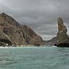 Neptunes Finger - a great dive site.