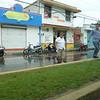 San Miguel street scene.