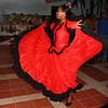 Cultural dancer.