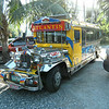 Atlantis Resort's jeepney.
