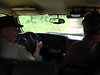 While the guys were busy geting geared up, DNR officer Steve Weber took Steve Kohls and I on a joy ride through the Pits showing us some things not commonly seen by most and of the new trails.