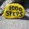 1000 Steps dive marker. A beautiful area, it only has about 70 steps, but can feel like 1000 with the scuba equipment on