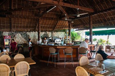 Bar Resturant at Atlandis Dumaguete