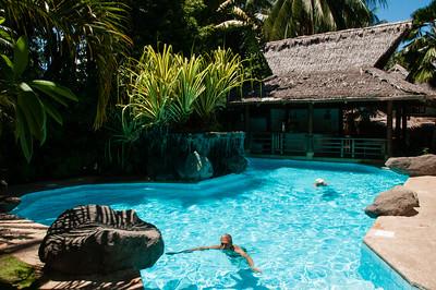 Pool at Atlantis Dumaguete