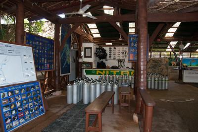 Dive Shop at Atlantis Dumaguete
