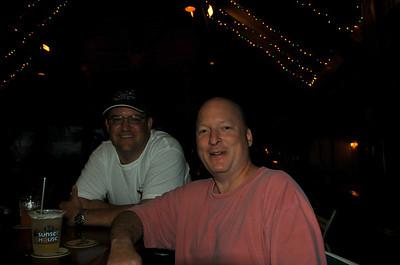 Brian and Tony