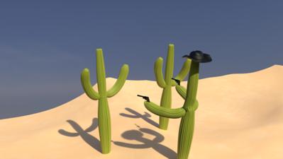Day 4 - Desert