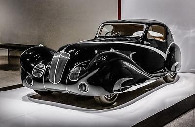1936 Delahaye 135M