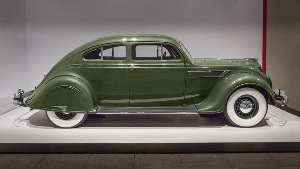 1934 Chrysler Imperial Model C2 Airflow Coupe