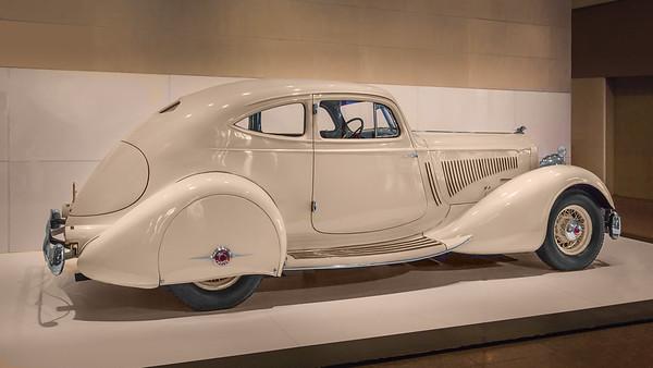 1934 Packard Twelve Model 1106