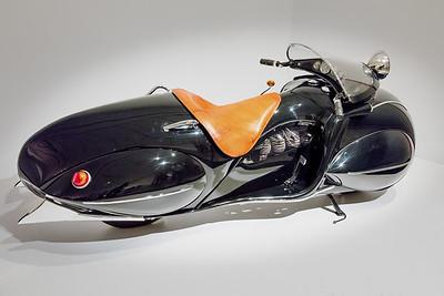 1930 Henderson KJ Streamline Motorcycle