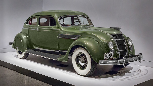 1935 Chrysler Imperial Model C2 Airflow Coupe