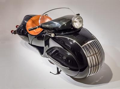 1930 Henderson KJ Streamline Motocycle