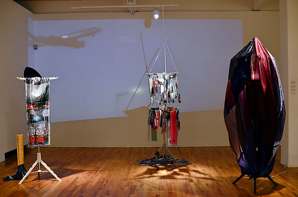 Shrine Series_Multimedia installation_dimensions variable_2014