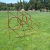 Nine Triangles Plus Three Wheels (alternate installation) - Joe Bologna
