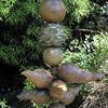 Turquoise Flower Totem - Nessy Barzilay