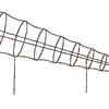 <h2>Simulated Model of Ober Park Tubular Sculpture</h2>Digital Photo Overlay June, 2003