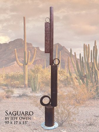 Saguaro (In an exhibitioin)