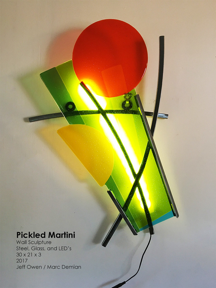 Pickled Martini