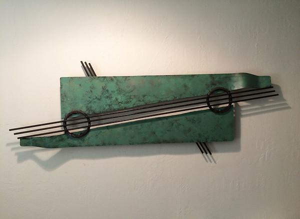 WS-21 - Wall Sculpture #21
