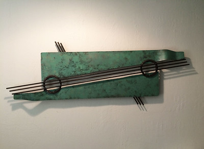 WS-21 - Wall Sculpture #21 (SOLD)