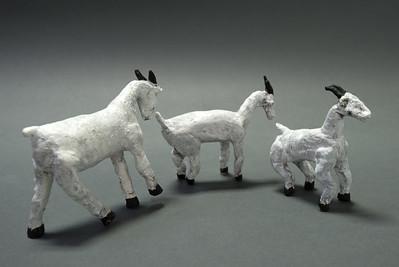 Provencal Goats
