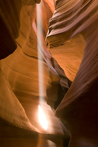 High Noon , Upper Antelope Canyon, Page, Arizona