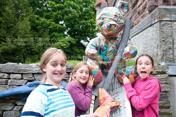 WES Walking Tour of Sculptures