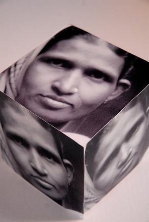 """""""Soul Bridge"""" 2008 Photographic Assemblage"""