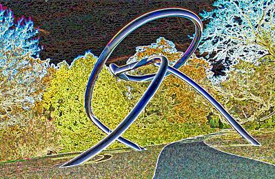 Morton Arboretum Sculpture