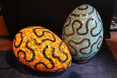 Scribbled Eggs
