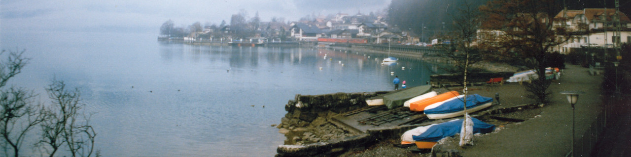 Brienzer See - Switzerland 1989