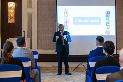 2021 оны есдүгээр сарын 3.  Монгол Улс дахь НҮБ-ын Нийгэмлэг үйл ажиллагааныхаа албан ёсоор эхлүүллээ.   ГЭРЭЛ ЗУРГИЙГ Б.БЯМБА-ОЧИР/MPA
