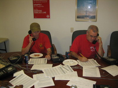Phone Banks October 2010