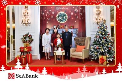 SeABank | Christmas Party @ BRG Legend Hill Golf Resort - Sóc Sơn | Christmas instant print photo booth in Ha Noi | Chụp hình in ảnh lấy ngay tại Hà Nội | Photobooth Hanoi
