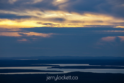 View From Cadillac Mountain, Maine