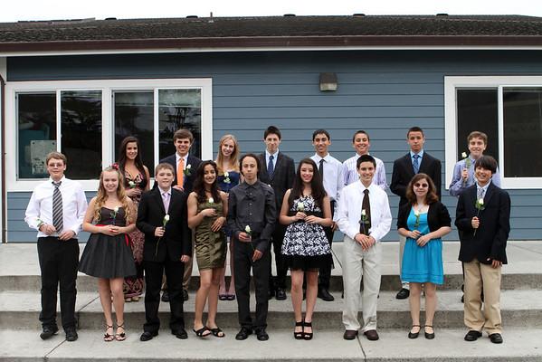 Sea Crest Graduation 2011