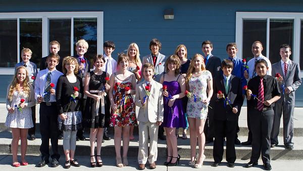 Sea Crest Graduation 2012
