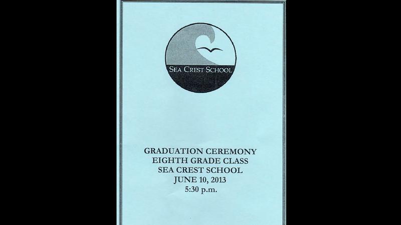 Sea Crest Grad Ceremony 2013 for Smugmug FINAL