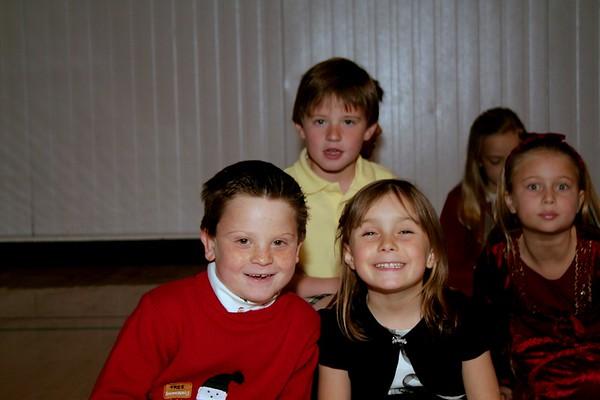 1st grade kids