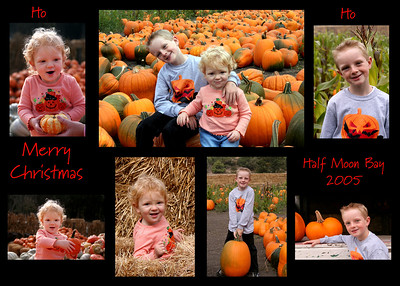 Pumpkin Farm 10.14.05