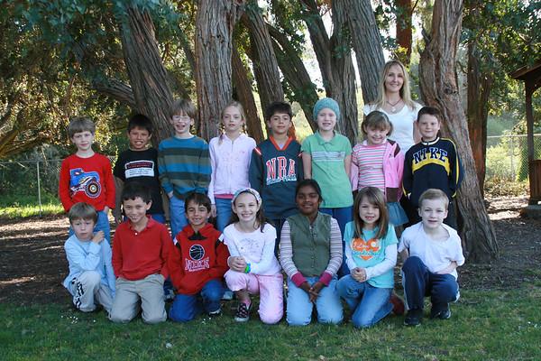 2nd Grade class pics