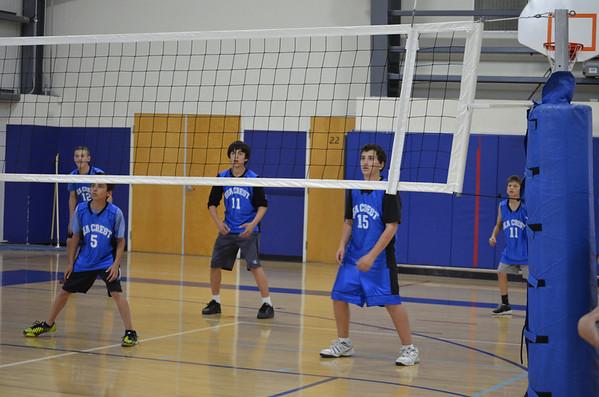 Boys Volleyball Spring 2013