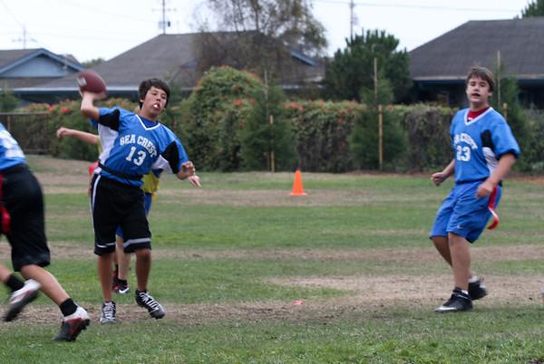 Flag Football 10.10.12