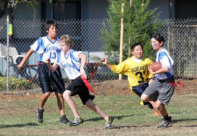 Flag Football 10.2.12