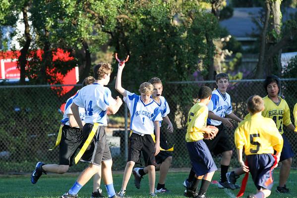Flag Football 11.6.12