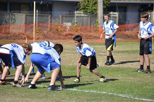 Flag Football Kristine