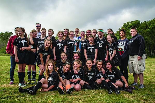 Girls Soccer Spring 2013