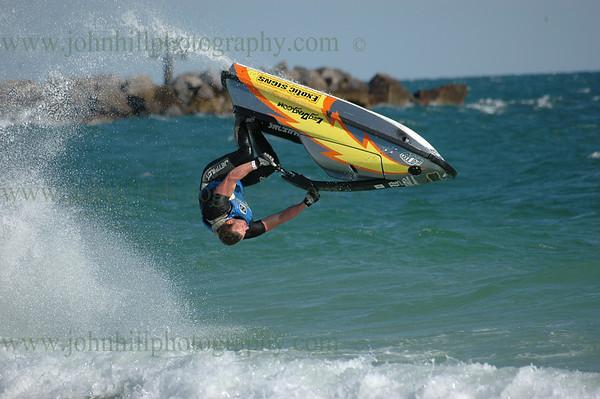 Sea-Doo Surf and Turf Championships 2006--Day 2