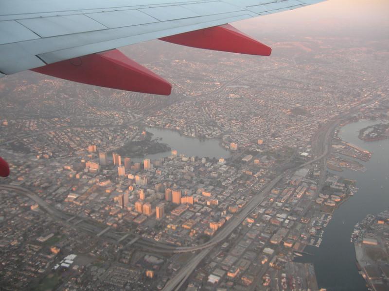 Bye bye Oakland!!!